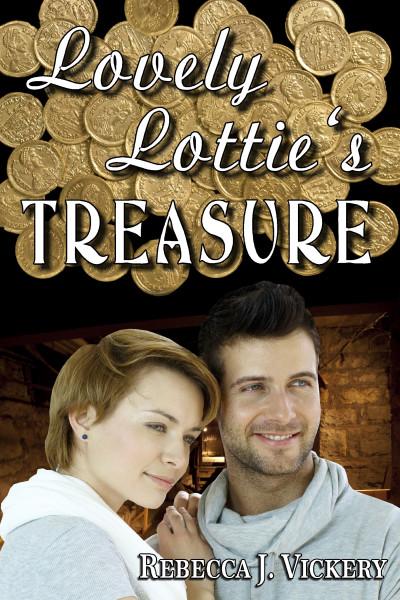 Lovely Lottie's Treasure by Rebecca J Vickery